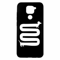 Чехол для Xiaomi Redmi Note 9/Redmi 10X оооочень длинная такса