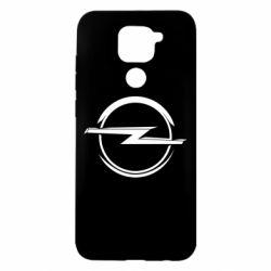 Чохол для Xiaomi Redmi Note 9/Redmi 10X Opel Log