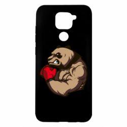 Чехол для Xiaomi Redmi Note 9/Redmi 10X Panda Boxing