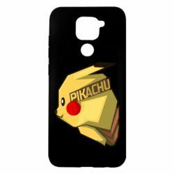 Чохол для Xiaomi Redmi Note 9/Redmi 10X Pikachu
