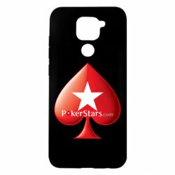 Чехол для Xiaomi Redmi Note 9/Redmi 10X Poker Stars Game