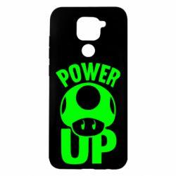 Чохол для Xiaomi Redmi Note 9/Redmi 10X Power Up Маріо гриб