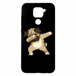 Чохол для Xiaomi Redmi Note 9/Redmi 10X Pug Swag