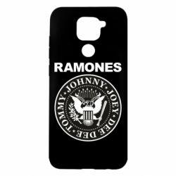 Чохол для Xiaomi Redmi Note 9/Redmi 10X Ramones