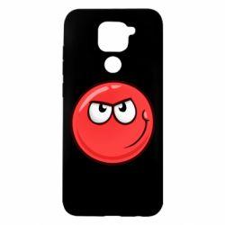 Чехол для Xiaomi Redmi Note 9/Redmi 10X Red Ball game