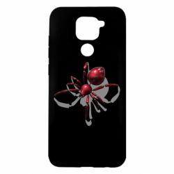 Чохол для Xiaomi Redmi Note 9/Redmi 10X Red spider