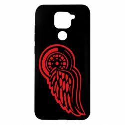 Чохол для Xiaomi Redmi Note 9/Redmi 10X Red Wings