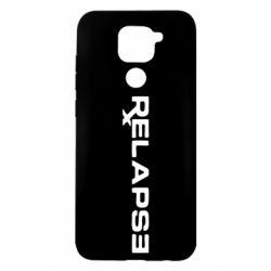 Чохол для Xiaomi Redmi Note 9/Redmi 10X Relapse Eminem