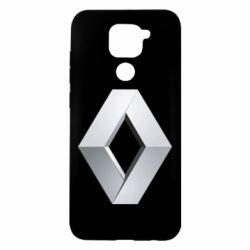Чохол для Xiaomi Redmi Note 9/Redmi 10X Renault Logo