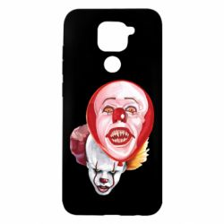 Чохол для Xiaomi Redmi Note 9/Redmi 10X Scary Clown