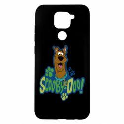 Чехол для Xiaomi Redmi Note 9/Redmi 10X Scooby Doo!