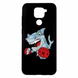 Чохол для Xiaomi Redmi Note 9/Redmi 10X Shark MMA