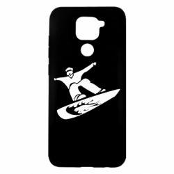 Чохол для Xiaomi Redmi Note 9/Redmi 10X Snow Board