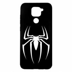 Чехол для Xiaomi Redmi Note 9/Redmi 10X Spider Man Logo
