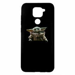 Чехол для Xiaomi Redmi Note 9/Redmi 10X Star Wars Yoda beby