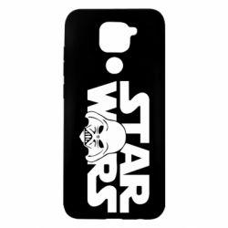 Чохол для Xiaomi Redmi Note 9/Redmi 10X StarWars Logo
