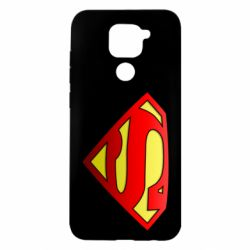 Чохол для Xiaomi Redmi Note 9/Redmi 10X Superman Logo