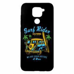 Чохол для Xiaomi Redmi Note 9/Redmi 10X Surf Rider