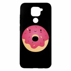 Чехол для Xiaomi Redmi Note 9/Redmi 10X Сute donut