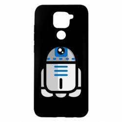 Чехол для Xiaomi Redmi Note 9/Redmi 10X Sweet R2D2