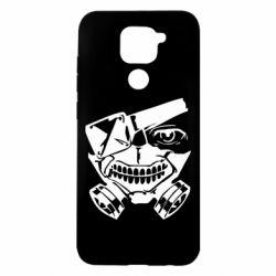 Чехол для Xiaomi Redmi Note 9/Redmi 10X Tokyo Ghoul mask