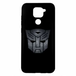 Чохол для Xiaomi Redmi Note 9/Redmi 10X Transformers Logo
