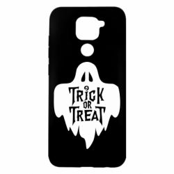 Чехол для Xiaomi Redmi Note 9/Redmi 10X Trick or Treat