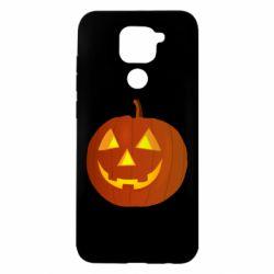 Чохол для Xiaomi Redmi Note 9/Redmi 10X Тыква Halloween