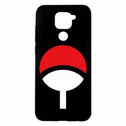 Чехол для Xiaomi Redmi Note 9/Redmi 10X Uchiha symbol