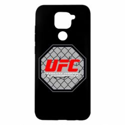 Чехол для Xiaomi Redmi Note 9/Redmi 10X UFC Cage