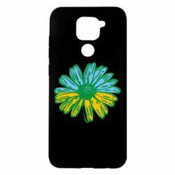 Чехол для Xiaomi Redmi Note 9/Redmi 10X Українська квітка