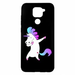 Чехол для Xiaomi Redmi Note 9/Redmi 10X Unicorn swag