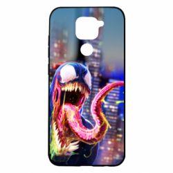Чехол для Xiaomi Redmi Note 9/Redmi 10X Venom slime
