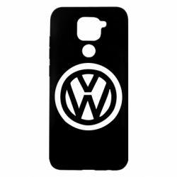 Чехол для Xiaomi Redmi Note 9/Redmi 10X Volkswagen