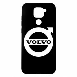 Чохол для Xiaomi Redmi Note 9/Redmi 10X Volvo