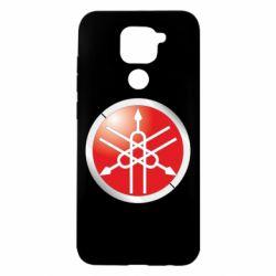 Чохол для Xiaomi Redmi Note 9/Redmi 10X Yamaha Logo 3D