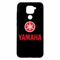Чохол для Xiaomi Redmi Note 9/Redmi 10X Yamaha Logo(R+W)