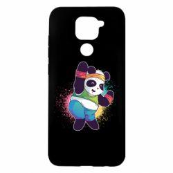 Чохол для Xiaomi Redmi Note 9/Redmi 10X Zumba Panda
