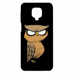 Чехол для Xiaomi Redmi Note 9S/9Pro/9Pro Max Angry owl