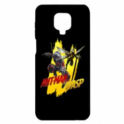 Чехол для Xiaomi Redmi Note 9S/9Pro/9Pro Max Ant - Man and Wasp