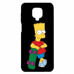 Чохол для Xiaomi Redmi Note 9S/9Pro/9Pro Max Bart Simpson
