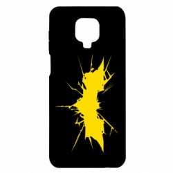 Чохол для Xiaomi Redmi Note 9S/9Pro/9Pro Max Batman cracks