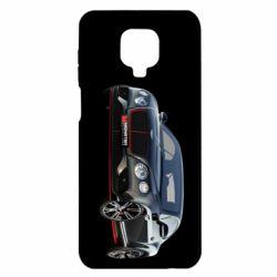 Чохол для Xiaomi Redmi Note 9S/9Pro/9Pro Max Bentley car3