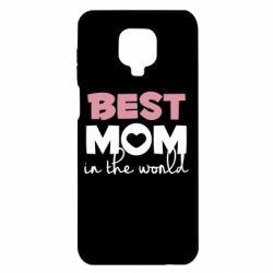 Чехол для Xiaomi Redmi Note 9S/9Pro/9Pro Max Best mom
