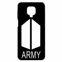 Чехол для Xiaomi Redmi Note 9S/9Pro/9Pro Max Bts army