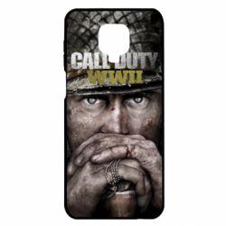 Чехол для Xiaomi Redmi Note 9S/9Pro/9Pro Max Call of Duty WWII