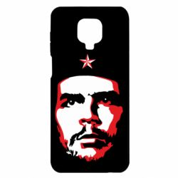 Чохол для Xiaomi Redmi Note 9S/9Pro/9Pro Max Che Guevara face