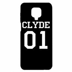 Чехол для Xiaomi Redmi Note 9S/9Pro/9Pro Max Clyde 01