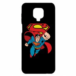 Чохол для Xiaomi Redmi Note 9S/9Pro/9Pro Max Comics Superman