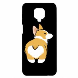 Чехол для Xiaomi Redmi Note 9S/9Pro/9Pro Max Corgi back